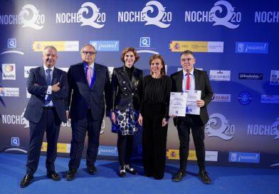 El Museo de Nerja recibe el galardón Q-Calidad en la «Noche Q» convirtiéndolo en el primer museo de Andalucía con esta distinción