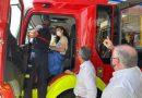 El parque de bomberos de Rincón de la Victoria incrementa su flota con una bomba urbana